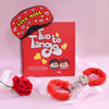Delightful Hamper for Couple with Romantic Activity Book