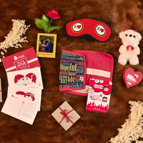 Valentine Gifts Hamper for Him