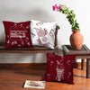 Mandala theme Food Printed 3 Ethnic Cushion Covers