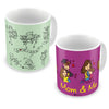 Mom & Me-Best Dad Coffee Mugs