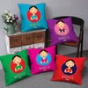 Namaste Set of 5 Cushion Covers