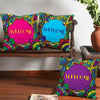 Welcome Set of 3 Cushion Covers