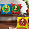 Namaste Set of 3 Cushion Covers