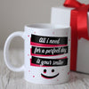 Indigifts smiley White Coffee Mug