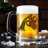 Aquarius Zodiac Sign Beer Mug