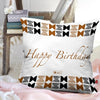 Shopify Best Birthday Gift for Friend/Girl, Birthday Theme Decoration Idea, Happy Birthday Quote Pillow