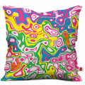 Indigifts Joy of Colours Cushion Cover And Coffee Mug Combo