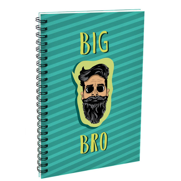 Indigifts Best Bro Ever Green Diary