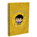 Indigifts Libra The Peace Seeker Yellow Diary