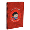 Indigifts Sagittarius The Risk Taker Red Diary