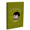 Indigifts Virgo The Critical Thinker Green Diary
