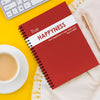 Indigifts True Happyness Red Diary