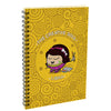 Indigifts Libra The Creative Soul Yellow Diary