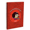 Indigifts Leo The Expressive One Red Diary