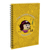 Indigifts Aquarius The Candid Charm Yellow Diary
