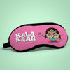 "Eye Mask For Girls Best Friend Gift Idea Kalakaar Printed Sleep Mask For Women 8.6"" x 4"" - BFF Gifts, funny Birthday Gift For Friend, Sister, Girl, Funky Flight Eye Cover Mask"