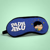 "Birthday Gift For Brother Padhaku Printed Sleeping Mask For Boys 8.6"" x 4"" - Funny Gift idea, Birthday Present for Friend, Boy, Friendship Day Gift for Boy, Funny Eye Cover for Men"