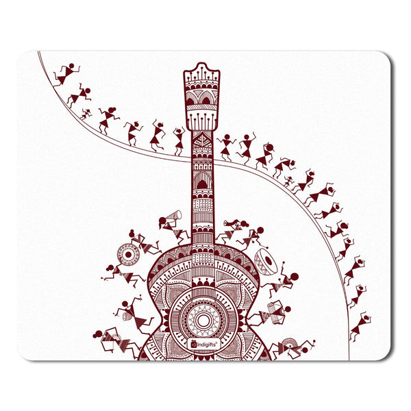 Diwali Gift Items  Printed White Mouse Pad  8.5x7 inches | Diwali Gift Items, Digital Print Items, Ethnic Print Mousepad