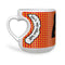 indigifts He's My Other Half, She's My Better Half Quote Girl's Hand On Boy Shoulder Multicolor Heart Mug