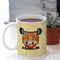 Indigifts Yellow Coffee Mug for Body Builder