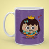 Indigifts Pyari Dulari - Nothing beats the charm I carry Purple Coffee Mug