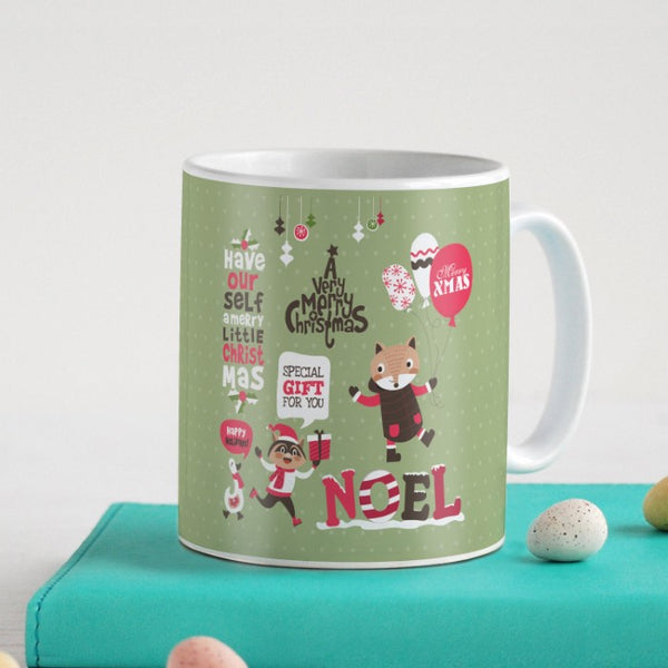 The Fun and Frolic Of Festival Coffee Mug