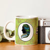 Indigifts Virgo Zodiac Green Coffee Mug