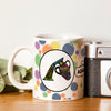 Indigifts Aquarius Zodiac White Coffee Mug