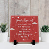 Indigifts Valentines Day Gift For Boyfriend You are Special Printed Red