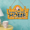 Home Sweet Home Printed Wooden Home Entrance Decor
