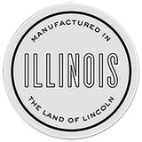 Manufactured in Illinois