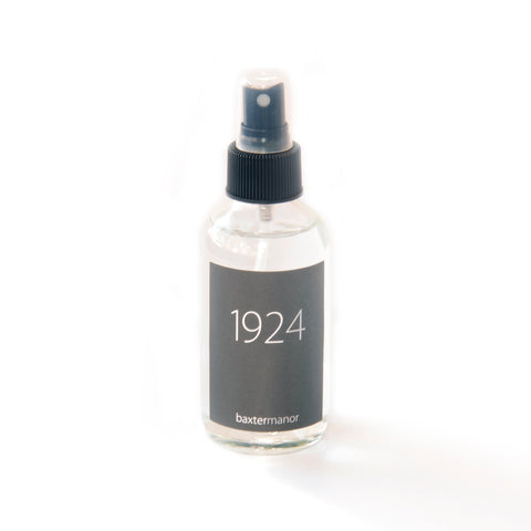1924 #OurHistoryCollection Room and Linen Spray by Baxter Manor