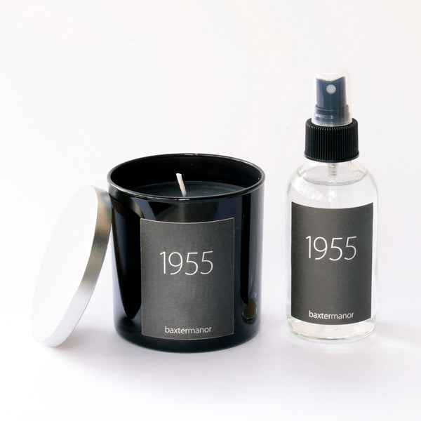 [color] 1955 #OurHistoryCollection Candle by Baxter Manor [variant]