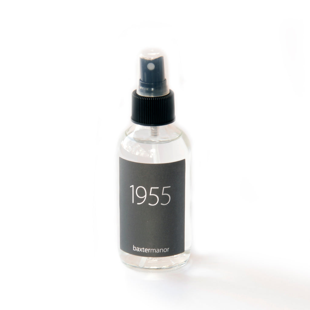 [color] 1955 #OurHistoryCollection Room and Linen Spray by Baxter Manor [variant]