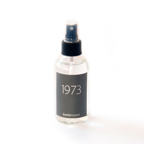 [color] 1973 #OurHistoryCollection Room and Linen Spray by Baxter Manor [variant]