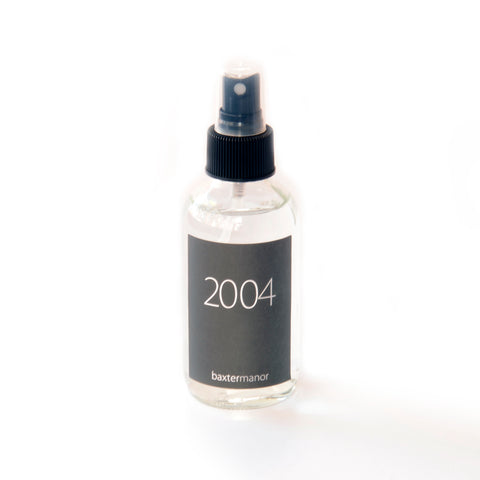 2004 #OurHistoryCollection Room and Linen Spray by Baxter Manor
