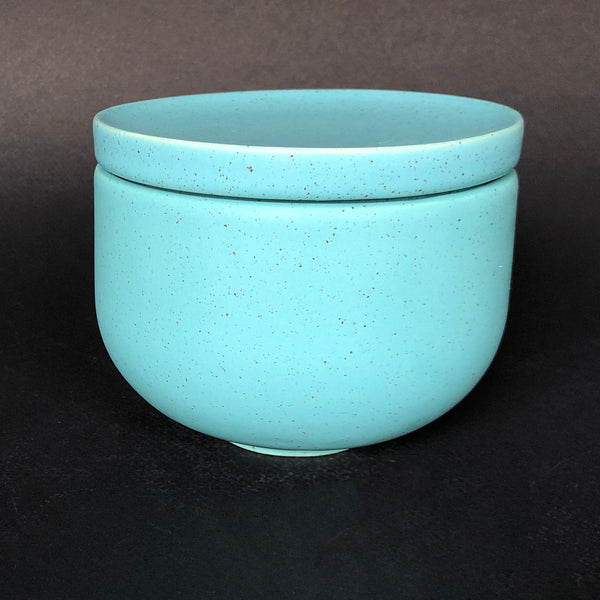 [color] e.baran - Limited Edition Handmade Pottery Candle - Bowl - Australian Eucalyptus [variant]