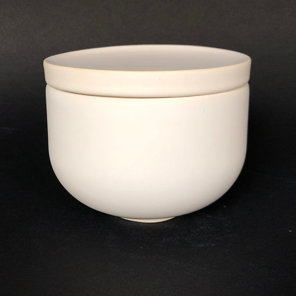 [color] e.baran - Limited Edition Handmade Pottery Candle - Bowl - Blue Spruce [variant]