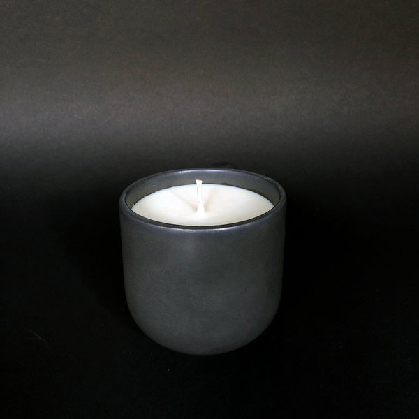 [color] e.baran - Limited Edition Handmade Pottery Candle - Tumbler - Éperdument Amoureux [variant]