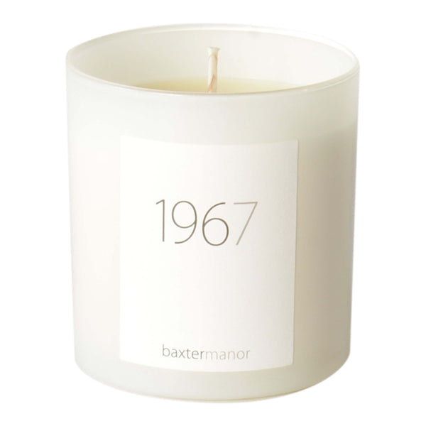 [color] 1967 #OurHistoryCollection Candle by Baxter Manor [variant]
