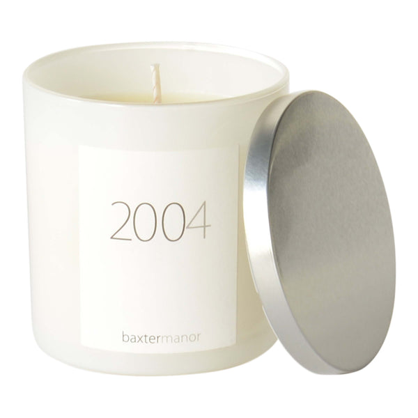 [color] 2004 #OurHistoryCollection Candle by Baxter Manor [variant]