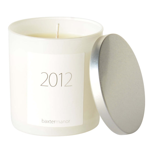[color] 2012 #OurHistoryCollection Candle by Baxter Manor [variant]