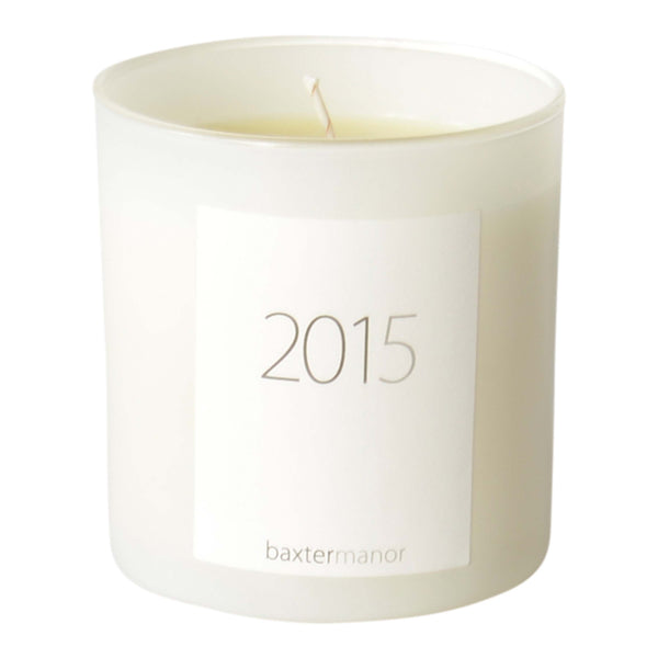 [color] 2015 #OurHistoryCollection Candle by Baxter Manor [variant]