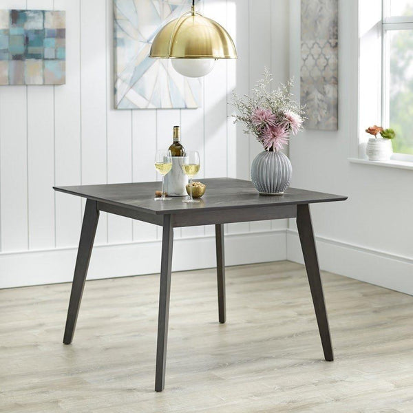 [color] angelo:HOME Dining Table - Grayson (grey) [variant]