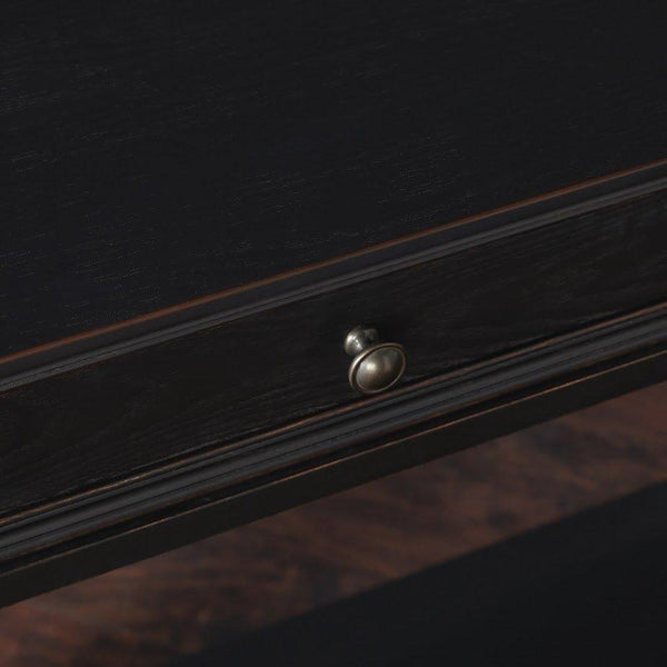 [color] angelo:HOME Sofa Table - Richmond (black) [variant]