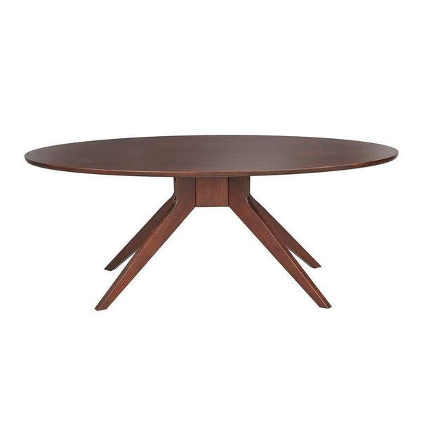[color] angelo:HOME Coffee Table - Stratos (walnut) [variant]