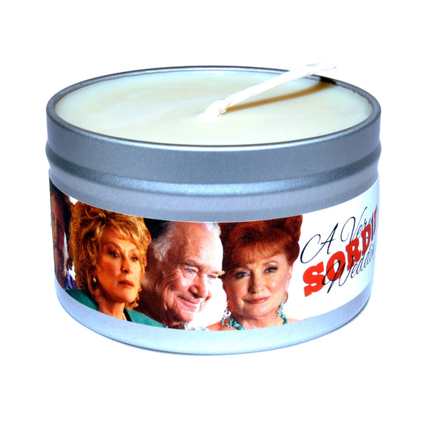 Sissy's Smoke and Odor Eliminator Candle (citrus, spice)