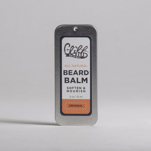 Cliff Original All Natural Beard Balm - Slider