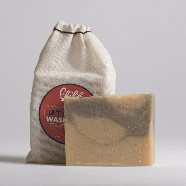 Cliff Original All Natural Utility Wash Brick - Cedar Musk