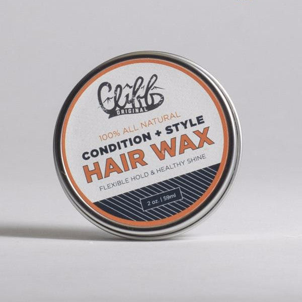 Cliff Original All Natural Hair Pomade - Puck